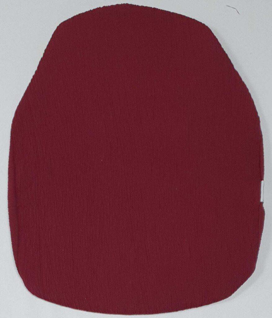 Cuscino Coprisedia Rosso