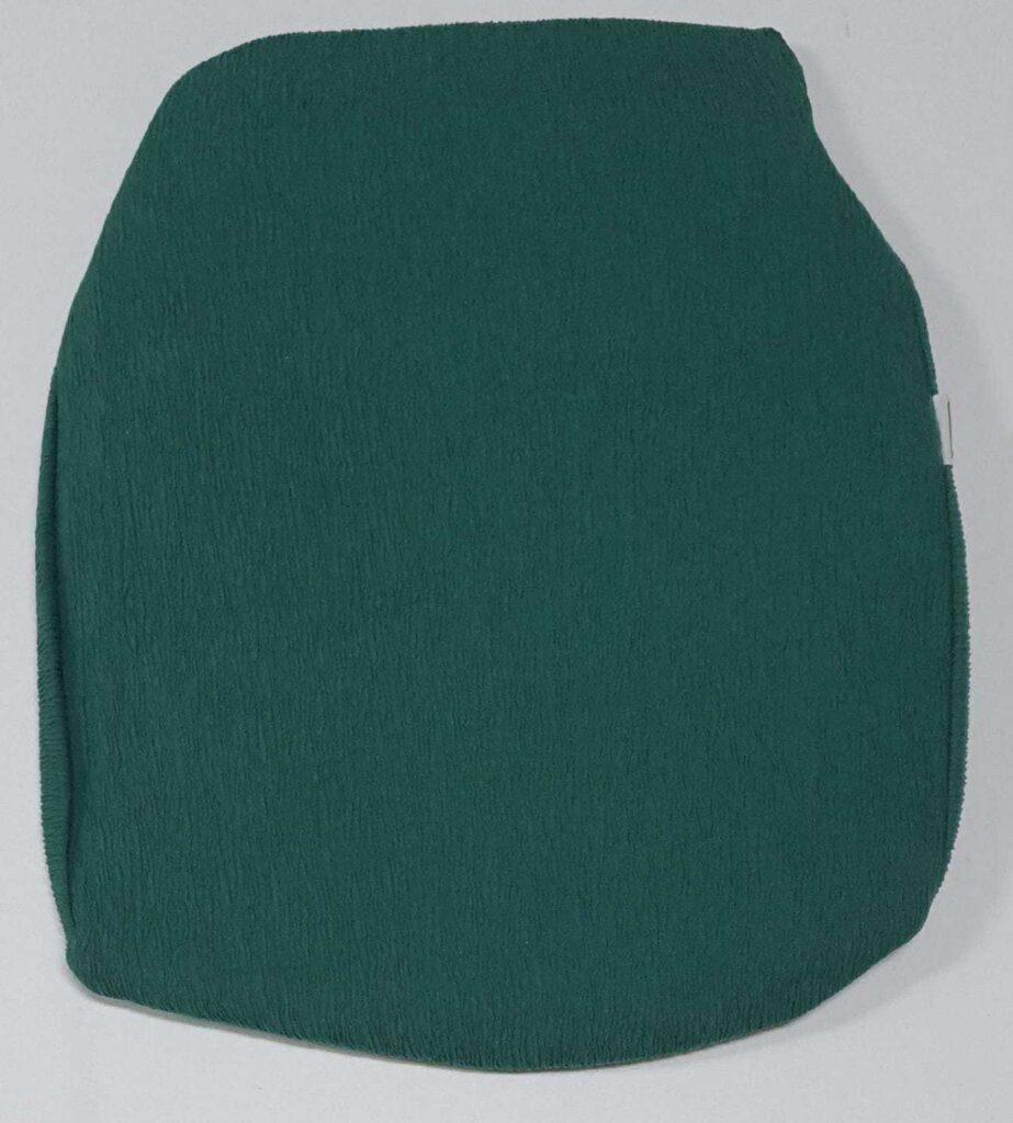 Cuscino Coprisedia Verde