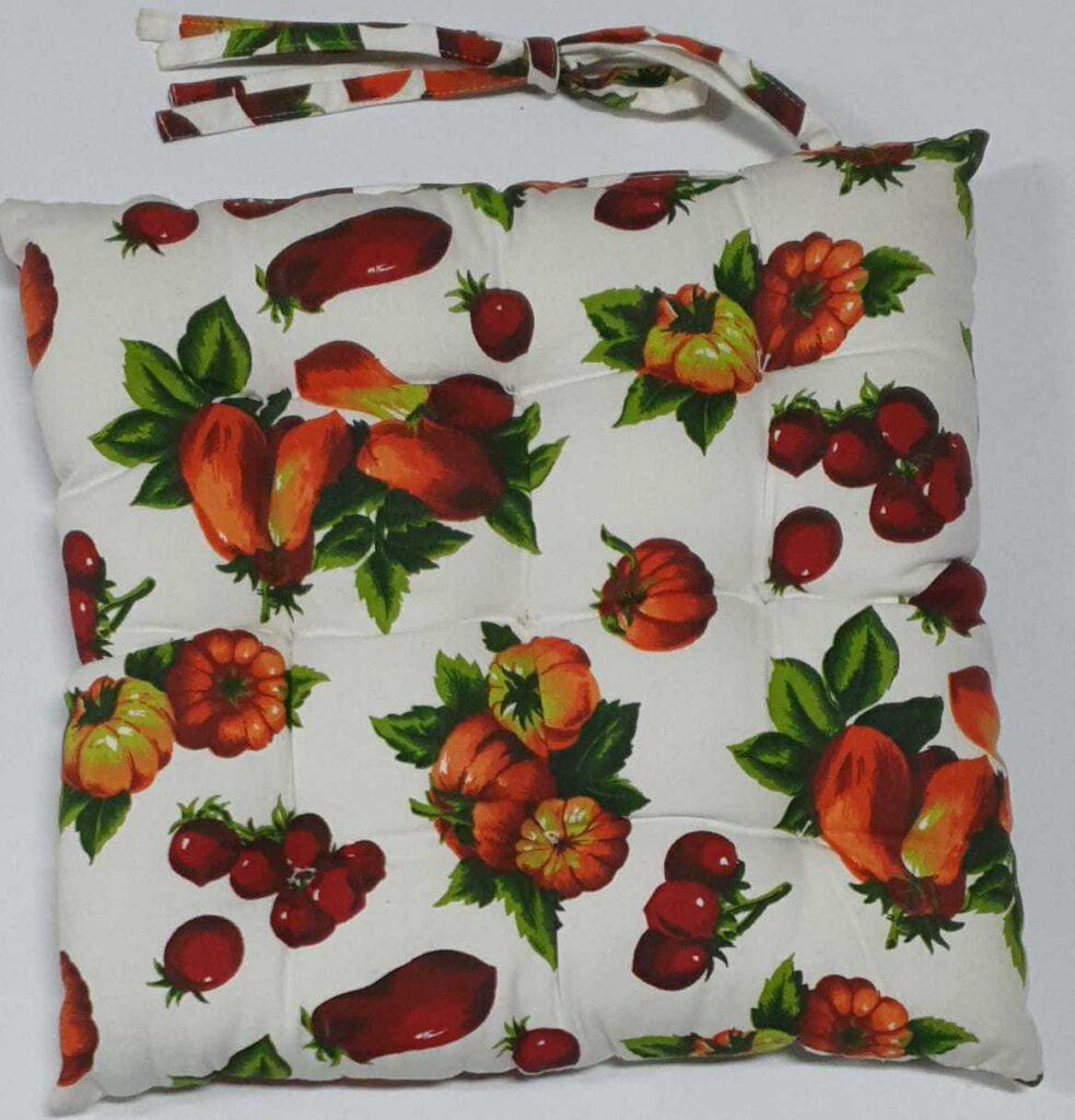 Cuscino Sedia Frutta